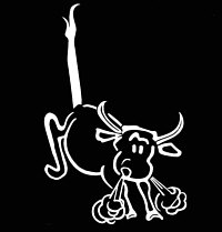 Schematic of the revised 'snorting bull' insignia, November 1939