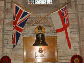 Ship's Bell, Kirkwall Cathedral